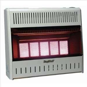 World Marketing KWN32X 25,000 BTU Propane Wall Space Heater