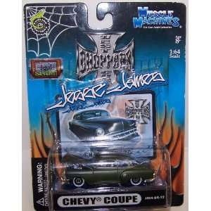 64 Scale Diecast West Coast Choppers Jesse James Series Chevy Coupe
