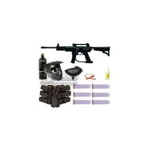 Kingman Spyder Stormer .50 Caliber Semi Auto Paintball Gun