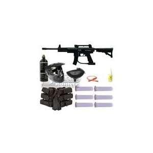 Kingman Spyder Stormer .50 Caliber Semi Auto Paintball Gun