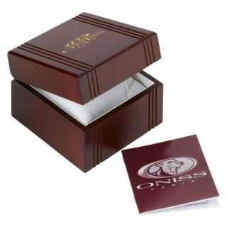 Oniss Ladies Diamond Ceramic White Watch ON601 L