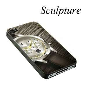 Watch Iphone 4 / 4s Case   Make Iphone Phone Case Cell Phones